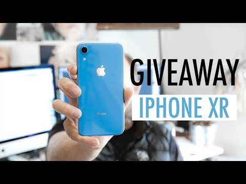 iPhone XR first impressions and GIVEAWAY
