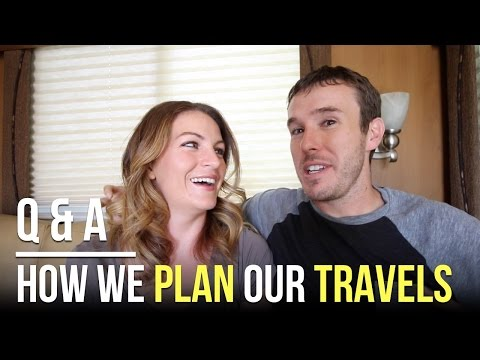 How Do You Plan Your RV Routes and Travels?