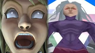 9 Unnecessarily Horrifying Characters In Kid-friendly Games (gamecube)