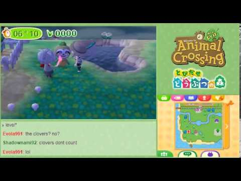 Animal Crossing New Leaf - (J3DS) Weed all about it