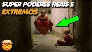 10 SUPER PODERES DOS TIBETANOS / MONGES SUPER HUMANOS