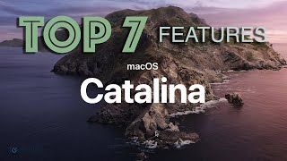 macOS Catalina Beta Top 7 Features - Sidecar, New Dark Mode, No iTunes & More