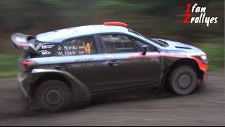WRC Wales Rally GB 2016 - Leg 2