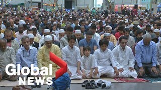 Why Muslims fast during Ramadan