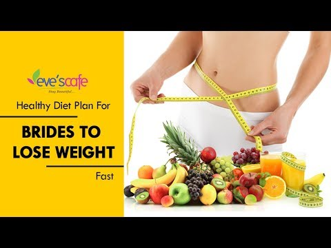QUICK WEIGHT LOSS TIPS | WEDDING DIET PLANS FOR BRIDES