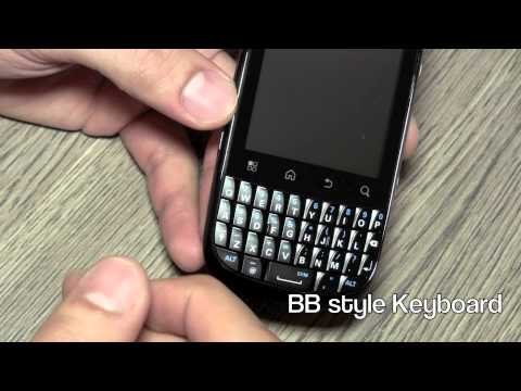 Motorola Fire Unboxing and Hands on Android 2.3 Touch Type- Quick - Full HD iGyaan.in