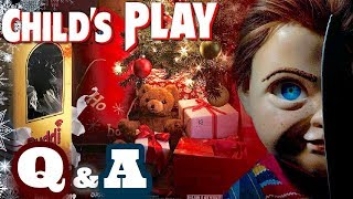 Download Child's Play (2019) Q&A For The Chucky Remake Video