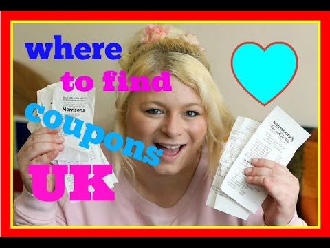 where to find coupons in UK | yo sammy