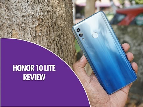 Honor 10 Lite Detailed Review