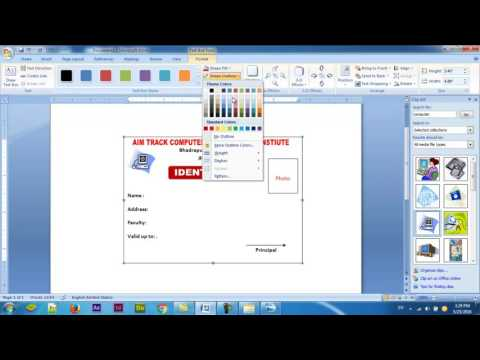 Mail Merging with Microsoft Excel and Word Step by step