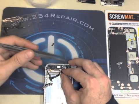 iPhone 5 power button Repair