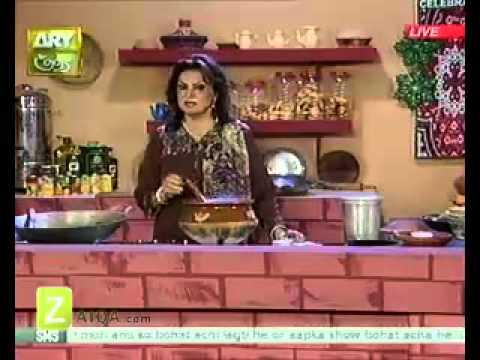 Dhaba Palak Gosht And Dhaba Chicken Fry by Sara Riaz   Zaiqa