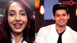 Noora Fatehi talks about an incident with Abhimanyu Dassani at a wedding | By Invite Only