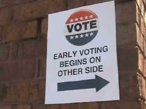 Early Voters in Florida
