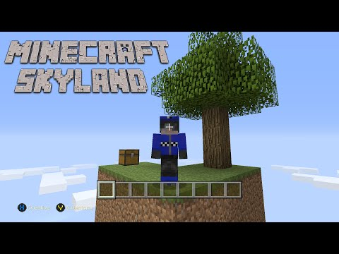 How to make SkyBlock Minecraft Xbox One or Ps4 (2015)