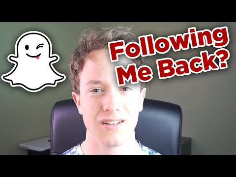 How To See If Someone Is Following You Back On Snapchat - Snapchat Hacks - Snapchat Follow Back