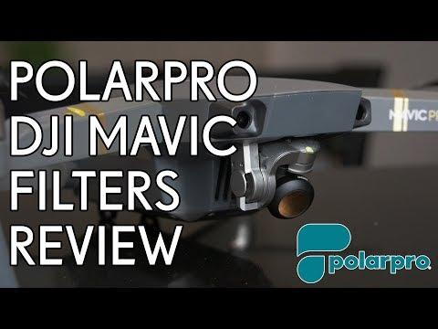 PolarPro DJI Mavic Edition Filters Review (Sample Footage)