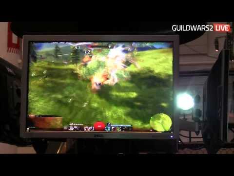 PAX East 2011 - Guild Wars 2 Demo - Part 1