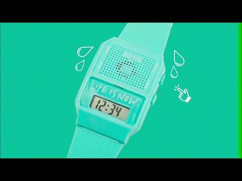 ad-lib SS18 Premium Talking Watch