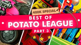 BEST OF POTATO LEAGUE #3 | TRY NOT TO LAUGH Rocket League MEMES and Funny Moments