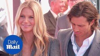 Gwyneth Paltrow attends Ryan Murphy's Hollywood Star Ceremony
