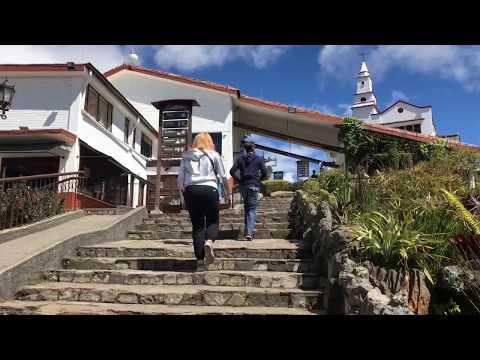 Monserrate Bogotá Colombia.