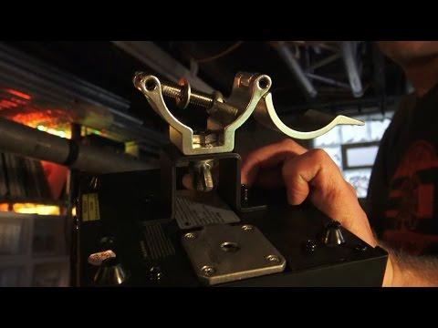 DJ Help - Slipping Light Clamp Fix