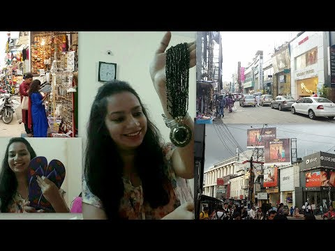 Commercial Street Bangalore Shopping Haul Part-1 Best place for shopping in Bangalore| Glad To Share