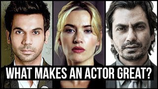Download Anatomy of a Great Actor Video