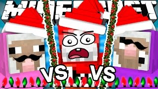 Minecraft | THE SANTA CLAUS CHRISTMAS CHALLENGE