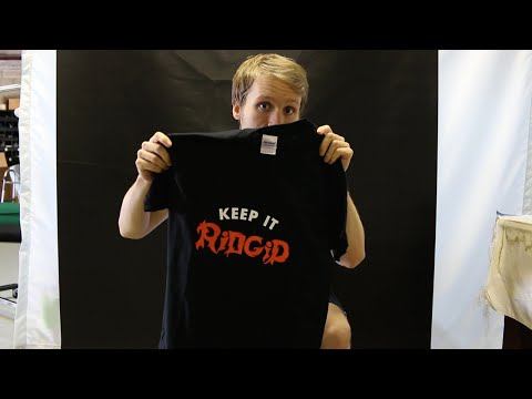 Keep It RiDGiD -- T-SHIRT GIVEAWAY