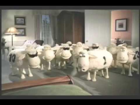Serta - Rapping Sheep