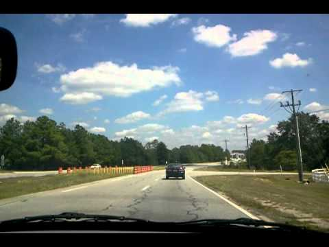 On 77 in Columbia SC 9-9-11