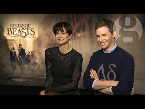 Fantastic Beasts cast: 'A bunch of squirrels together ... that's pretty fantastic'