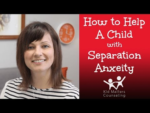 Separation Anxiety in Children & How Parents Can Help | Parent Matters