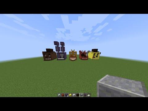Minecraft - Withered Animatronics !