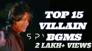 TOP 15 VILLAIN BGMS OF ALL TIME    BASS BOOSTED    TOP NATION