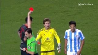 Malaga 2-0 RC Celta RESUMEN LaLiga J18