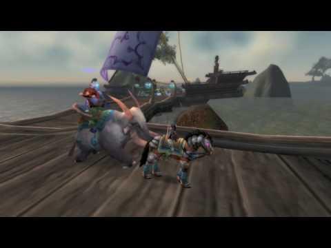 WoW - Horde Boat!