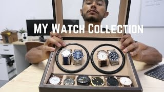 My Current Watch Collection