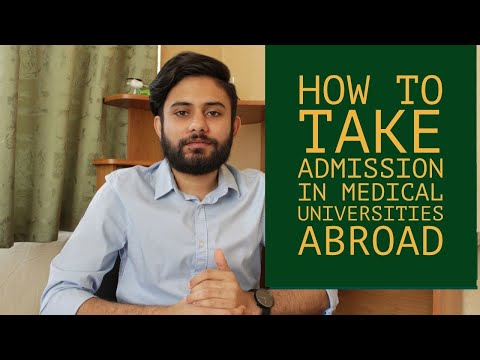 MBBS Admission Process in Russia and Ukraine | How to Take Direct Admission ?