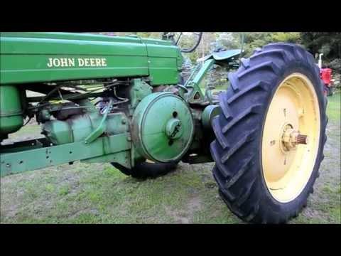 Should I Buy This 1946 John Deere Model A ?