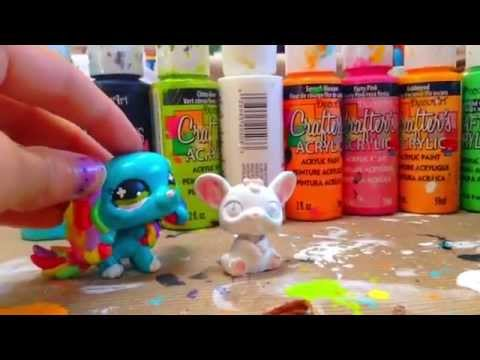 LPS: How I make my lps customs