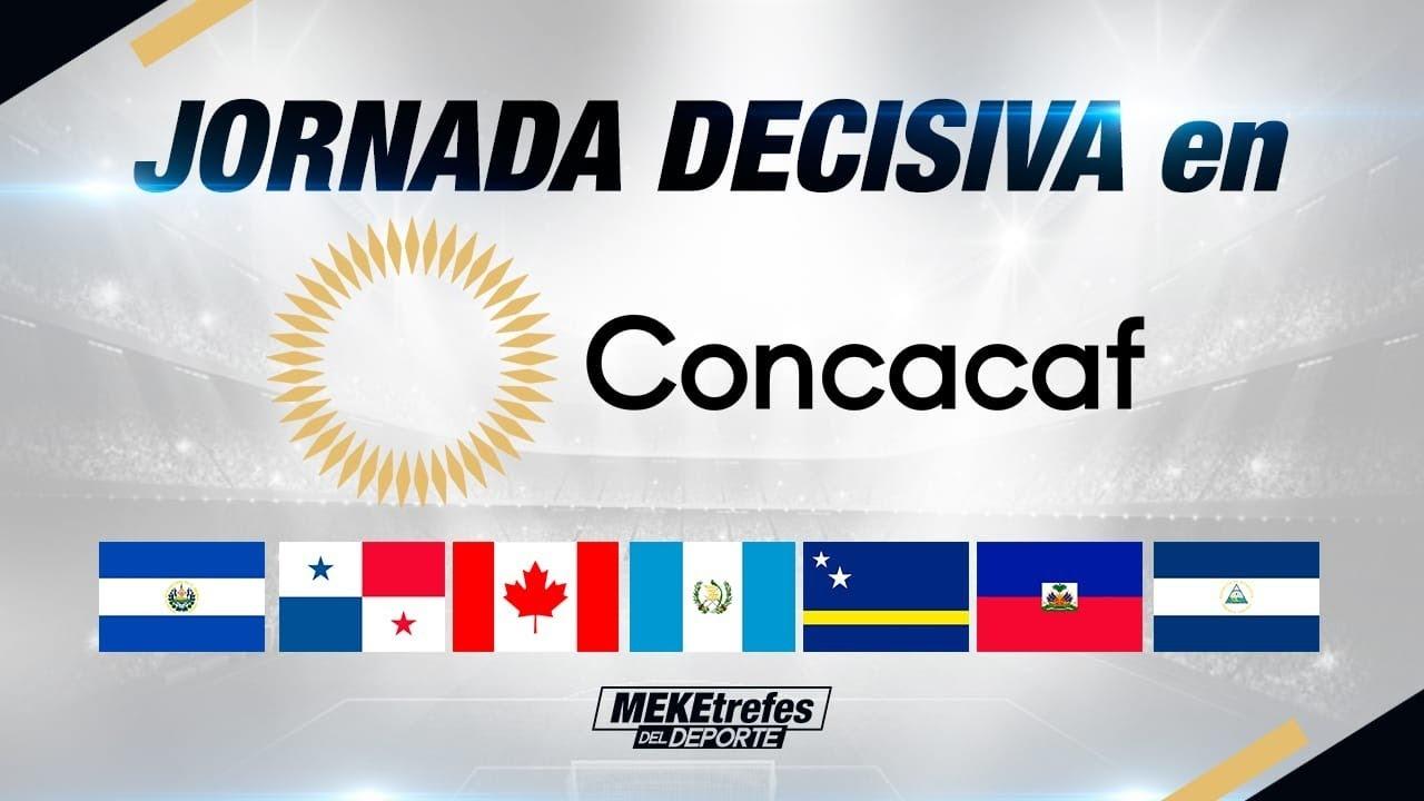 😱  ¿Qué Pasó Nicaragua y Guatemala?  🔥 Panamá y El Salvador avanzan  | Eliminatorias de CONCACAF