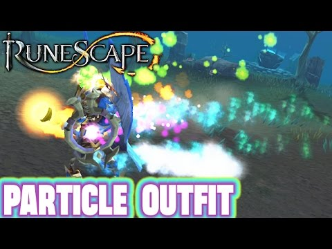 RuneScape - My Crazy Particle Outfit
