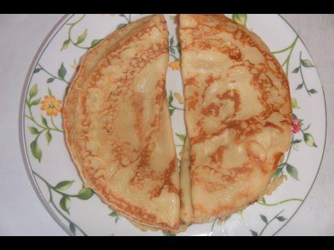 Ghanaian Pancakes Recipe