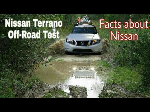 All new Nissan Terrano 2018 Off-Road Test, Facts about Nissan with pros & cons, Price vs Duster