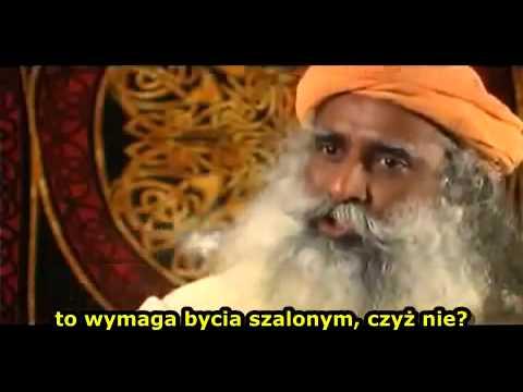 Sadhguru - W tej chwili lęk nie istnieje (Polskie Napisy)