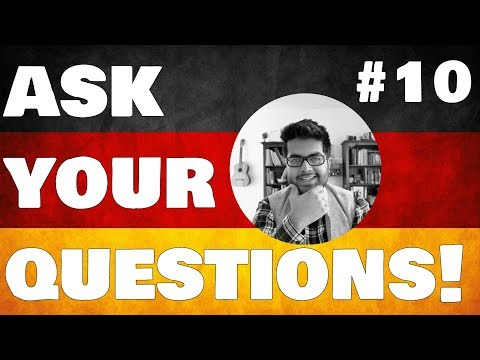 🔴 📹 Ask Your Questions #10