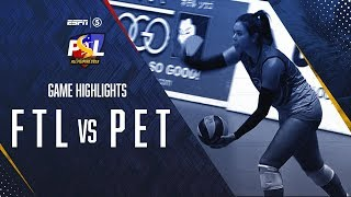 Highlights: F2 Logistics vs. Petron | PSL All-Filipino Conference 2019